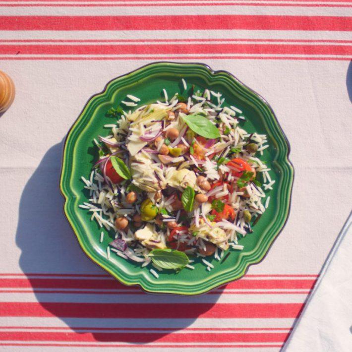 Italian Rice Salad